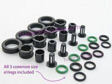 Honda Acura Fuel Injector Service Repair Kit OBD2 - Seal Rings, Filters, O'rings