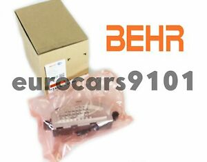 Audi Q5 Behr Hella Service HVAC Blower Motor Regulator ABR106000P 2469064100