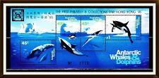 Mint Australia year 1995 Dolphins Souvenir sheet SCOTT# L97b (MNH)