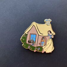 WDW Cast Lanyard Series Snow White/'s Cottage 10 years old! DISNEY PIN Pin 11006