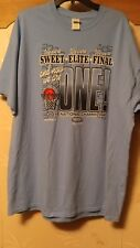 North Carolina Tarheels 2017 National championship Shirt Sz.2XL New