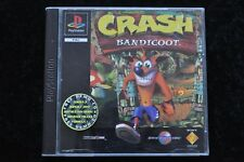 Crash Bandicoot Met Demo Disc Playstation 1 PS1