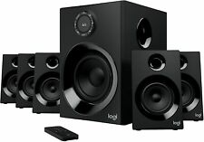 Logitech Z606 5.1 Surround Sound Speaker System with Bluetooth 160W 980-001328