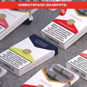LYNDEN Depots ✅ Vorratspack ✅ (10 er Pack / 50 Depots) ✅direkt vom Hersteller