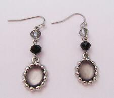 White House Black Market Jewelry Earrings in Silver
