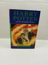 Harry Potter and The Half Blood Prince Jk Rowling