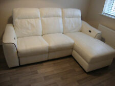 Leather Living Room Furniture Village Up to 3 Seat Sofas