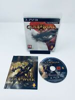 God of War III (Sony PlayStation 3, 2010) PS3 Game - Complete - Region Free