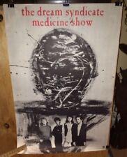 The Dream Syndicate - Medicine Show - Rare 1984 promo Poster Steve Wynn