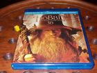 Lo Hobbit Un Viaggio Inaspettato 3D 2D Box 4 Blu Ray ..... PrimoPrezzo