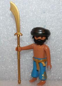 "Playmobil Knight "" Kämper 2 "" Knight Roman Egyptians 1000 And One Night Aladin"