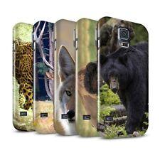 Housses et coques anti-chocs noir Samsung Galaxy S5 pour téléphone mobile et assistant personnel (PDA)