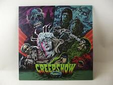 CREEPSHOW LP Vinyl GREEN Hand Signed IN PERSON by George A. Romero
