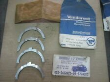 FORD 100E ,Austin A40 ,MGA ,Crankshaft Thrust Washer Set Vandervell VPW 190 010""