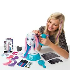 Cool Toys For Girls Airbrush Hair and Makeup Styling Studio Cool Maker Doll Head
