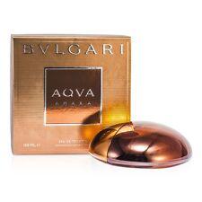 NEW Bvlgari Aqva Amara EDT Spray 3.4oz Mens Men's Perfume
