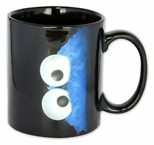 Sesamstrasse Tasse Krümelmonster Kaffeetasse Sesame Street Cookie Monster Mug