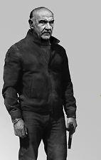 VINTAGE James Bond incorniciato stampa-Sean Connery (Picture ASTON MARTIN 007 ART)
