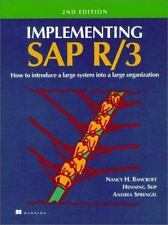 Implementing Sap R/3 : How to Introduce a Large System into a Large Organizatio
