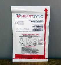 Physio Control HeartSync T100 Lifepak 12 Adult Multifunction Electrode Pads