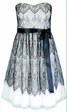 CITY CHIC S 16 NWT RRP $179.95 DRESS LACE BRADSHAW WEDDING RACES FORMAL