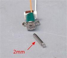 1pcs DC5-6V Inhaled Pull Type DC Electromagnet Solenoid Magnet Plug u8