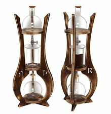 Cafe Romeo Juliet's Tear Cold Brew Hand Drip Dutch Coffee Maker SET for 5-6 serv