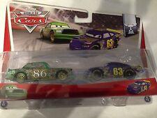 CARS DISNEY CHICK HICKS N°86 & TRANSBERRY JUICE N°63