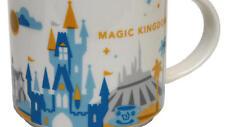 Starbucks Walt Disney World-Magic Kingdom - You Are Here Coffee Mug/Cup N.I.B.