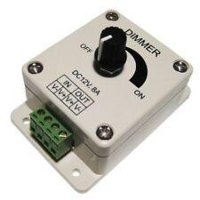 Eenvoudige draaiknop controller (dimmer) 12V (met draad)