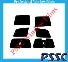 VW Sharan 1996-2006 Pre Cut Window Tint / Window Film / Limo