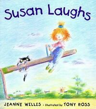 Susan Laughs by Jeanne Willis and Tony Ross (2000, Hardcover, Revised)