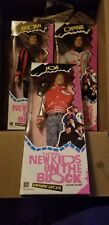 Original 1990 Hasbro Fashion Dolls New, unopened in box New Kids on the Block do