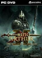 King Arthur 2 - Limited Edition - New & Sealed, Out of Print, OOP, rare, BNIB