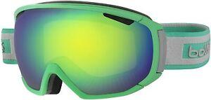 Bolle Goggles Unisex Tsar mat, Green Emerald, L