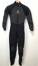 Hurley Mens Full Wetsuit 3/2 Size Small S Black