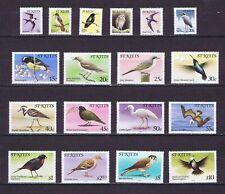 DD418 ST KITTS 1981 Birds MNH