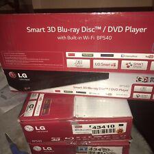 Lg Bp-540 Lan Network 3D Blu-Ray Disc / Dvd Player