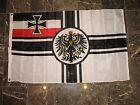 3x5 German Deutsch Reich Imperial Germany WW1 Historical Naval Flag 3'x5' Banner