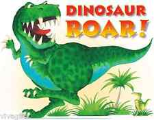 Dinosaur Craft T-Shirt Value Iron On Transfer 11x9cms for WHITE COTTON