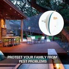 Eu Ultrasonic Pest Repeller-Plug Electronic In-Pest Control Ultrasonic Repellent