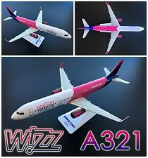 Wizz Air Airlines Airbus A321 collectable desktop scale model 1:200 Wizzair Free