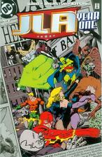 JLA Year One # 1 (of 12) (Barry Kitson, 52 pages) (USA,1997)