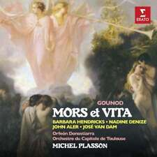 Michel Plasson - Gounod: Mors Et Vita NEW CD