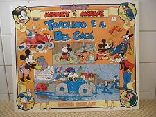 Walt Disney Mickey Mouse Topolino e il Bel Gagà  Editrice  Comic Art (BH3)