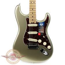 Brand New Fender American Elite Stratocaster Maple Fretboard in Champagne