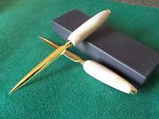 Handcrafted Deer Antler Letter Opener Great Unique Gift!
