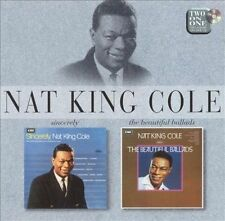 Sincerely/The Beautiful Ballads by Nat King Cole (CD, Nov-1996, Emi)