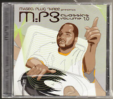 MASEO - PLUG THREE PRESENTS M : P3 CLASSICS - 31 TRACKS - NEW & SEALED CD (2006)