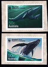 2006 Whales Down Under - P&S Stamps